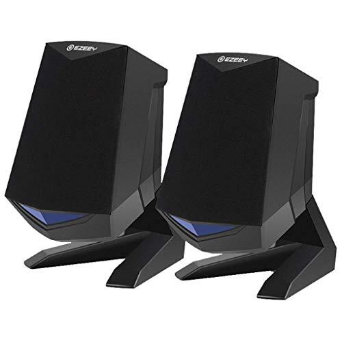 Felaaca USB Desktop-Lautsprecher Audio-Lautsprecher Desktop-Lautsprecher Subwoofer-Lautsprecherkabel Lautstärke einstellen (Desktop-subwoofer)
