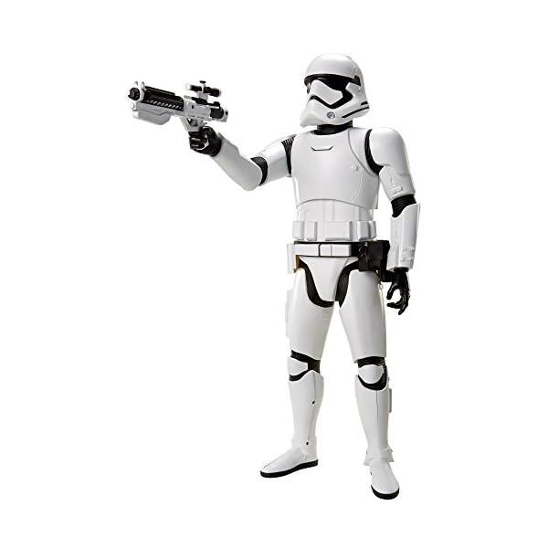 Star Wars: El Despertar de la Fuerza - Stormtrooper, Figura de acción, 78 cm (Disney 90830-EU-PLY) 2