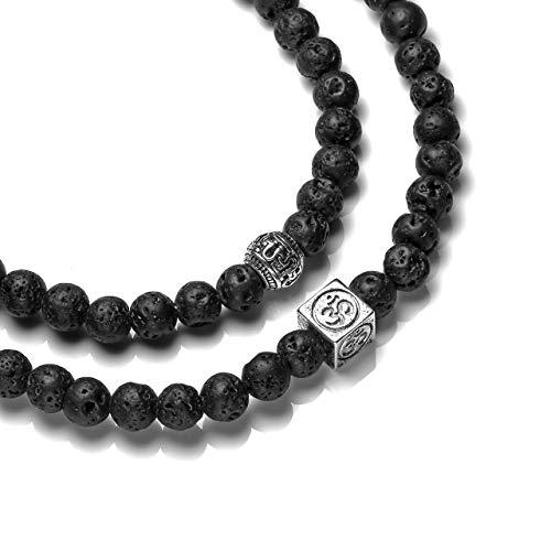 Zoom IMG-3 jovivi gioielli pietre naturale collana