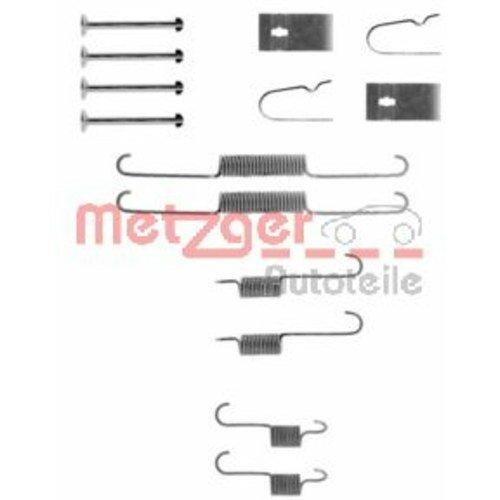 Preisvergleich Produktbild Metzger 105-0782 Zubehörsatz, Bremsbacken