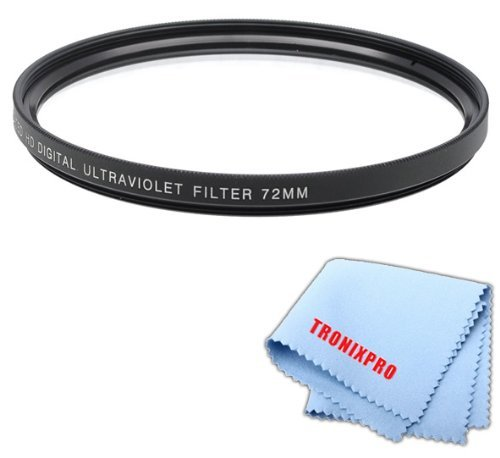 72mm Pro series Multi-Coated High Resolution Digital Ultraviolet Filter For Canon EF 50mm f/1.2L USM Lens Canon EF 85mm f/1.2L II USM Lens Canon EF 35mm f/1.4L USM Lens  available at amazon for Rs.1597
