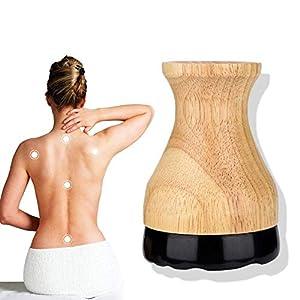 Moxibustion-Massagegerät, elektrische weit thermische Stein-Nadel, die Moxibustion mischt, wärmen körperliche Therapiemassager