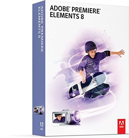 Adobe Premiere Elements 8 WIN