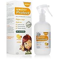 Neositrín Protect - Spray Acondicionador Antipiojos - Protege y desenreda, 250ml