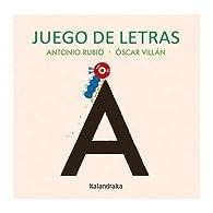 Juego de letras par  Antonio Rubio Herrero
