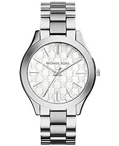Michael Kors Reloj Analógico para Mujer de Cuarzo con Correa en Acero Inoxidable 0796483140509 de Michael Kors