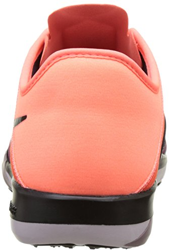 Nike 849804-800, Chaussures de Sport Femme Orange (Bright Mango/bleached Lilac/purple Smoke/black)
