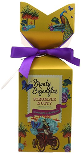 Monty Bojangles Scrumple Nutty Cocoa Dusted Truffles Tall Gift 200g