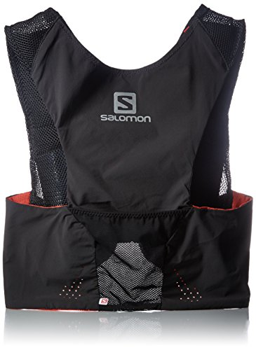 Salomon S Lab Sense Ultra Set - Mochila, color negro, talla XL