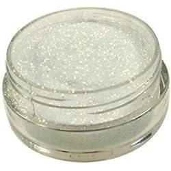 Diamond FX poliéster con purpurina–Iris Rojo (5mm)