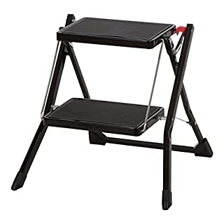 Abru 2 Step Compact Step Stool 2.20m Reach Height*.