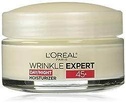 LOreal Wrinkle Expert 45+ Retino-Petide, Day/Night Moisturizer, 1.7 Oz