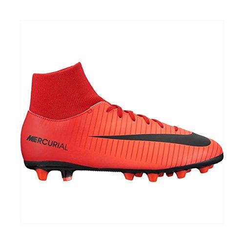 Nike Kinder Fußball-Schuhe JR Mercurial Victory VI AG-Pro 903597 616, Größe:EUR 33.5 (Fußball Schuhe Nike Mercurial Kinder)