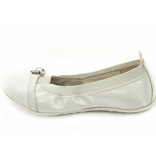 Naturino - Naturino ballerina bianche 4560 Blanc