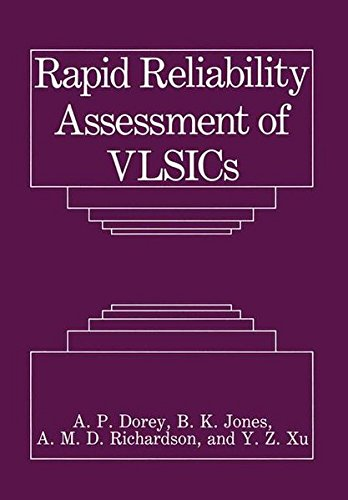 Rapid Reliability Assessment of Vlsics - Science Ap Computer B
