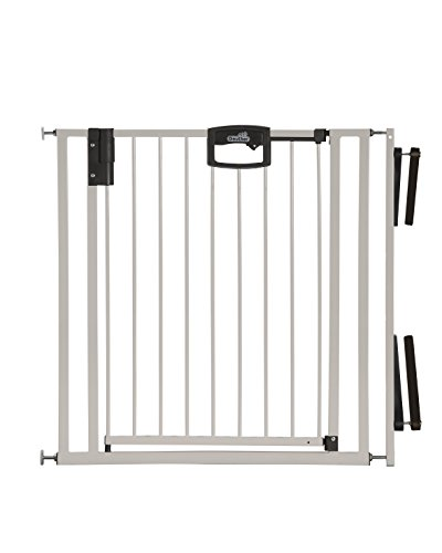 Geuther - Metall- Treppenschutzgitter Easylock+, 4793+
