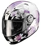 Best Motorcycle Helmets - SCORPION EXO 500 AIR NELLY PINK / VIOLET Review