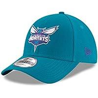 New Era Casquette 9FORTY NBA The League Charlotte Hornets Bleu Sarcelle 9145e0004079