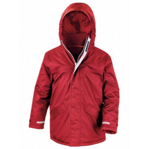 Result Childrens/Kids Core Winter Parka Waterproof Windproof Jacket