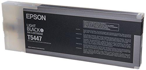 Epson T5447 Cartouche d'encre d'origine Noir clair pigmenté T544700
