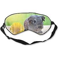 Niedliche Meerschweinchen-Schlafmaske, tiefe Erholung, Augenmaske mit verstellbarem Kopfband, Schlafzufriedenheit... preisvergleich bei billige-tabletten.eu