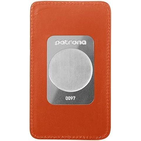 Patrona Acorn Heritage Collection - Cubierta trasera con tarjetero y conector rotatorio para Samsung Galaxy S3 y