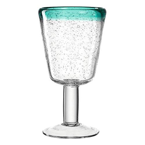 Leonardo Burano Rotweinglas, 6er Set, Rotwein Glas, Weißweinglas, Weinglas, Weinkelch, Laguna,...