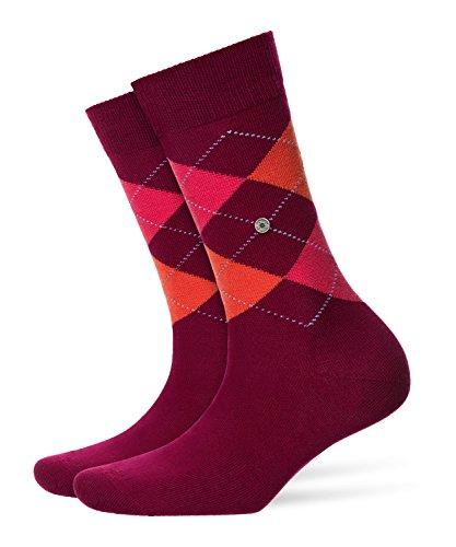 FALKE Damen Marylebone Socke Chianti 36-41