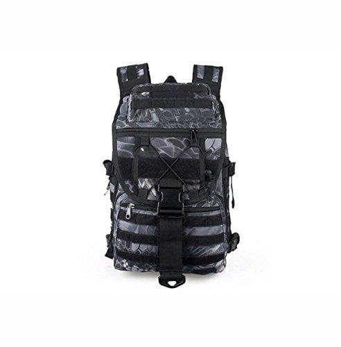 Outdoor Sport Bergsteigen Reisen Schulter Tasche Tarnung Angriff Training Tasche Camouflage