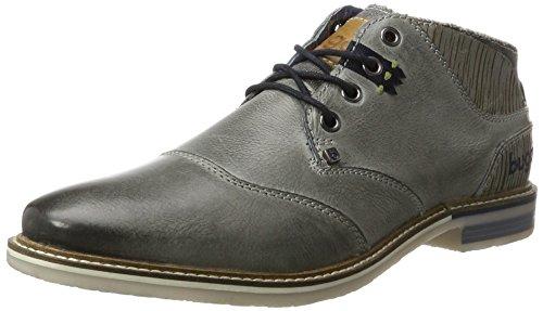 bugatti Herren F754656 Desert Boots Grau (Hellgrau)