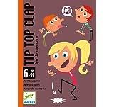 Djeco - Jeu De Cartes Tip Top Clap