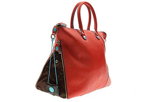GABS sac à main de femme WEEK-E17 SHOPPING DODO TRANS. DOLLAR DAV / DT 1501 ROUGE Rouge