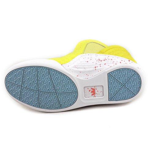Supra, Sneaker uomo Giallo giallo Giallo (giallo)