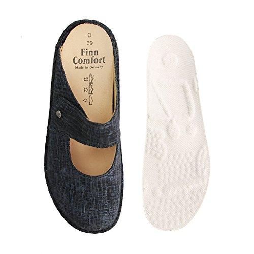 Finn Comfort Stanford, Zoccoli donna Notte (blau)