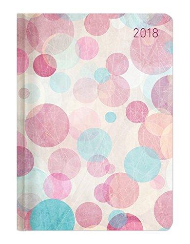 Minitimer Style Farbenspiel 2018 - Taschenplaner / Taschenkalender A6 - Weekly - 192 Seiten