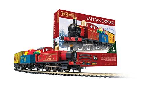 Hornby Hobbies Coffret de Train électrique Santa's Express Train - R1248