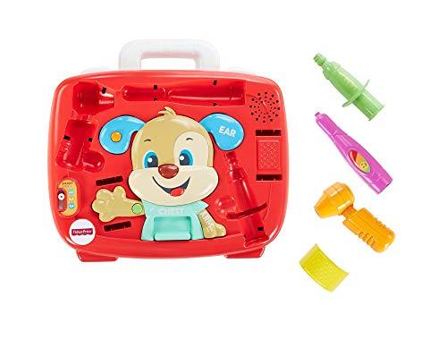 Fisher-Price FTH19 - Juego de Juguetes para niños de 18 Meses y más, diseño de Cachorros