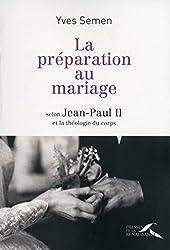 La préparation au mariage