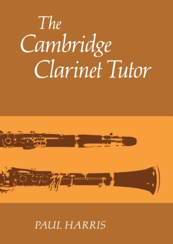 The Cambridge Clarinet Tutor Paperback
