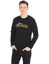dfcced78489 Von Dutch T-Shirt à Manches Longues - À Logo - Col Chemise Classique -