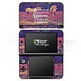 DeinDesign Nintendo 3 DS XL Case Skin Sticker aus Vinyl-Folie Aufkleber Einhorn Unicorn Sprüche
