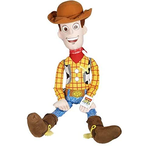 Dino Trading- Peluche Toy Story - Woody - 40cm