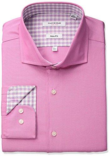 Isaac Mizrahi da uomo   camicia per completo Pink