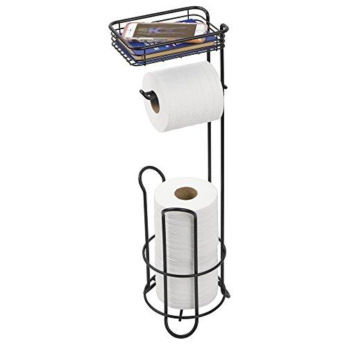 mdesign-support-de-papier-toilette-autoportant-porte-rouleaux-pour-toilette-sur-pied-avec-etagere-et