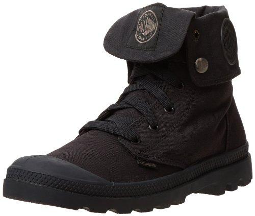 Palladium MONO CHROME BAGGY Unisex-Erwachsene Stiefel Schwarz (BLACK  001)