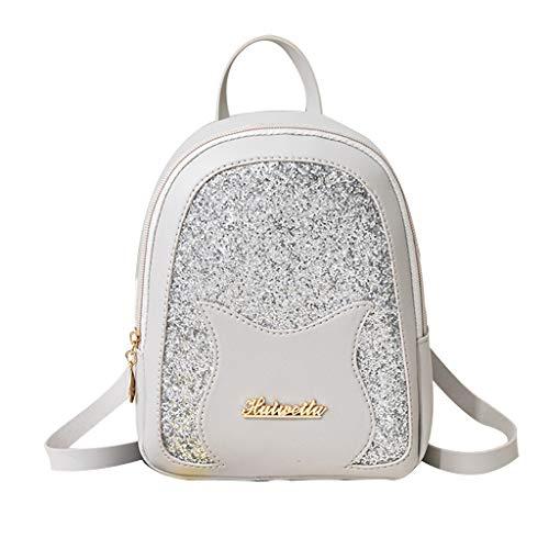 mochila joven mujer escolar converse