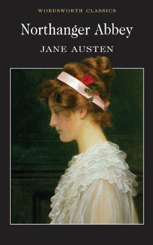 Jane Austen Northanger Abbey Book