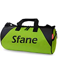 Sfane Flame Neon Gym Bag