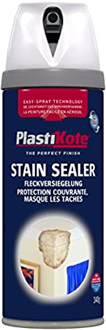 Plasti-kote prime Spray Paint 400ml Stain Sealer