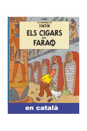 Cigares du Pharaon (Panini Espagnol) (les)